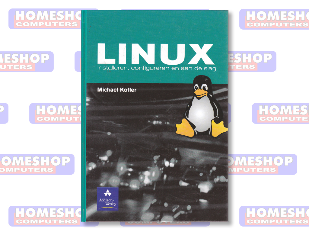 LINUX - MICHAEL KOFLER | Homeshop Leeuwarden