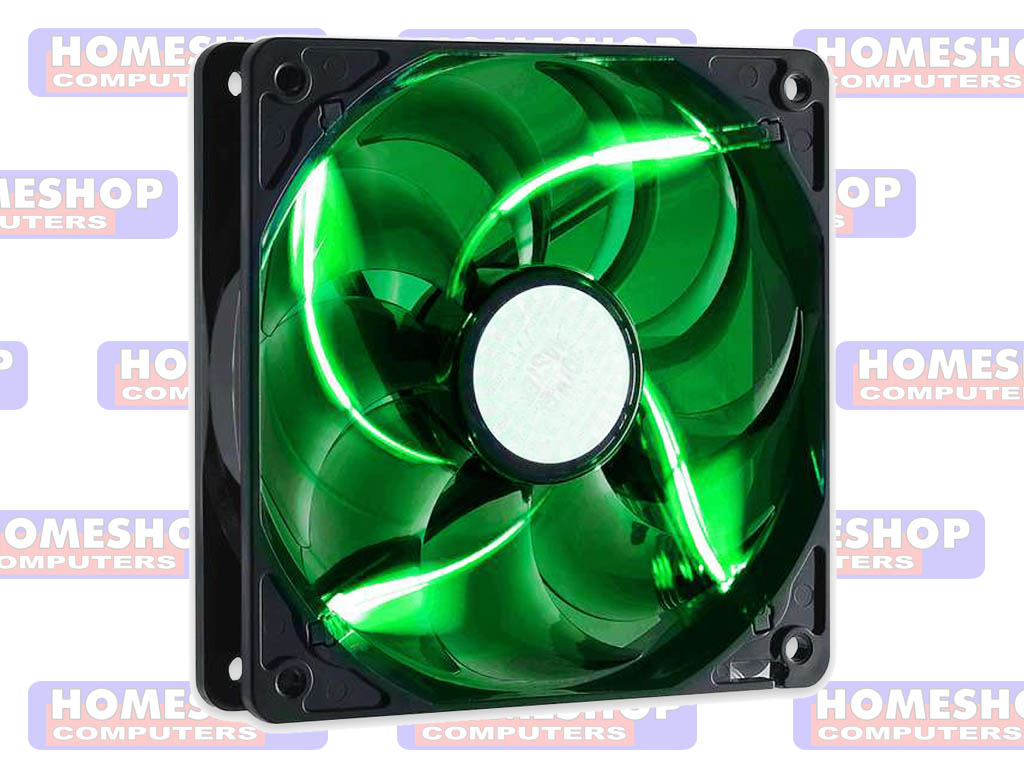 COOLERMASTER 120MM FAN | Homeshop Leeuwarden