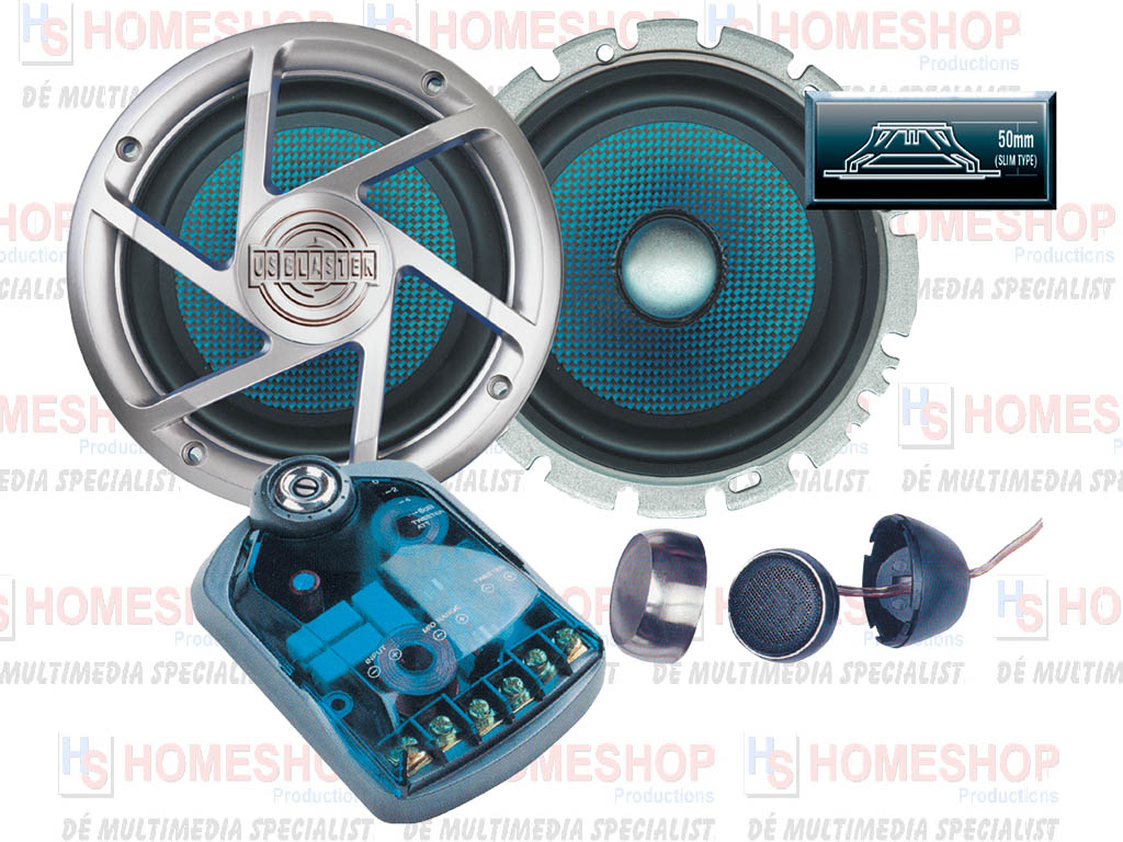 US BLASTER COMPO SPEAKERS | Homeshop Leeuwarden
