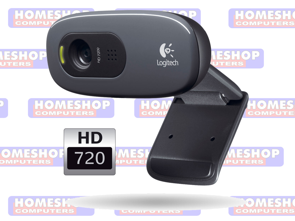 LOGITECH WEBCAM HD C270 3MP | Homeshop Leeuwarden