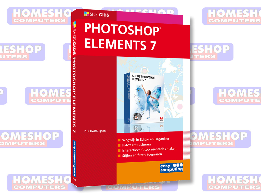 PHOTOSHOP ELEMENTS 7.0 | Homeshop Leeuwarden
